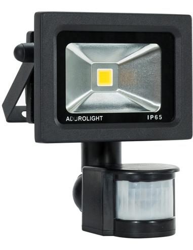 Adurolight® PQL led sensor schijnw, Firmio Sensory,10W,3000K
