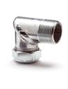 Anbo® verzinkte draadknie 90º, klem x buitendraad, 15 mm x ½
