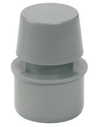 Airfit automatische pp beluchter, grijs, 50 mm