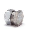 Anbo® verzinkte afsluitkap, 15 mm