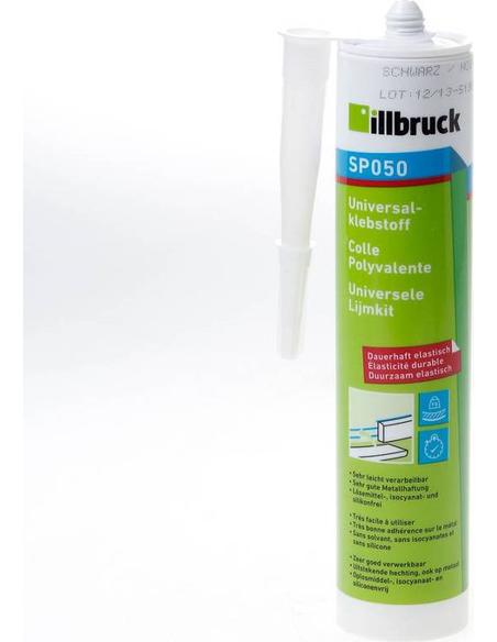 Illbruck universele lijmkit, type SP050, 310 ml
