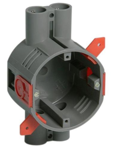 Attema® hollewand inbouwdoos, 50mm, 16mm, 4 invoeren