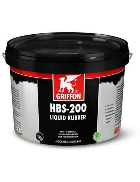 Griffon® HBS-200 liquid rubber, emmer à 5 liter