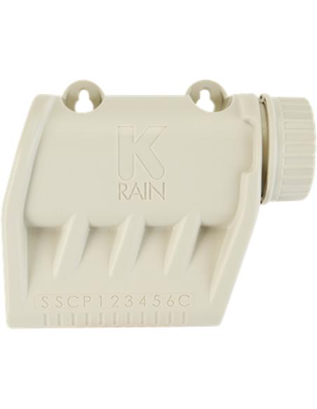 K-Rain beregeningscomputer 6 groepen bluetooth, 9V batterij