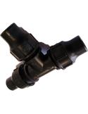 PP T-stuk 16-16-16 mm