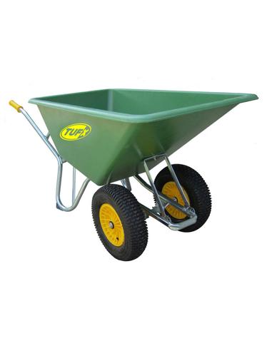 Kruiwagen met kunststof bak,2 wielen,PX162X-ZP,160 l,350 kg
