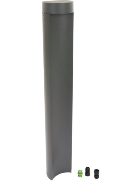 Adurolight led tuinverlichting Bollard, Jarno, h 800 mm