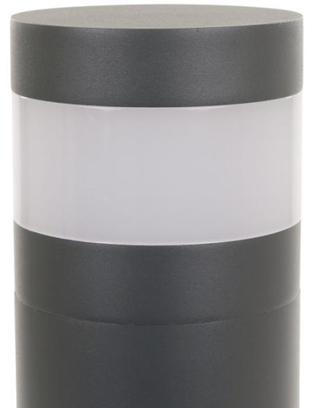 Adurolight led tuinverlichting Bollard, Classic, h 565 mm
