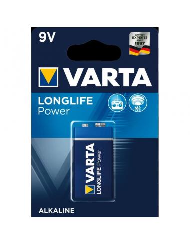 Batterij blok 9V