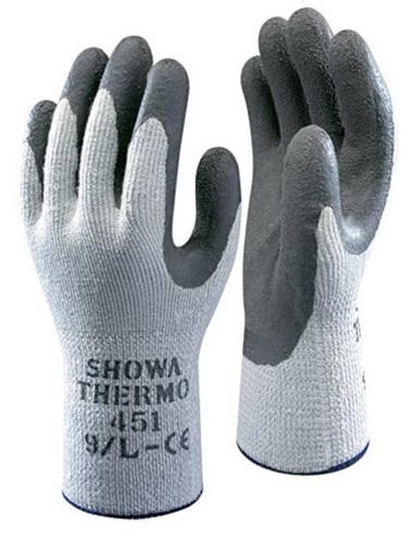 Werkhandschoen Thermo grijs XL (10)