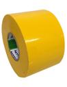 Evercel® pvc tape, b 50 mm, l 20 m, geel, per rol
