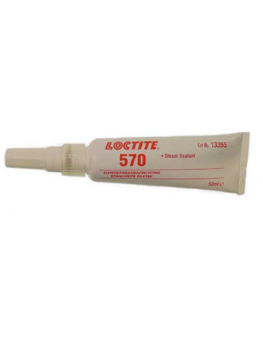 Loctite® 570 schroefdraadafdichting, tube à 50 ml