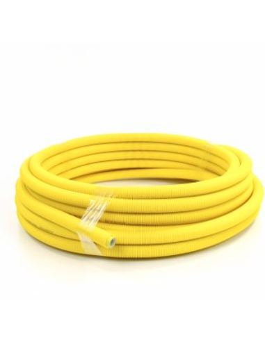 TECEflex® Alupex buis, 16 mm, gas, l 50 m, in mantelbuis