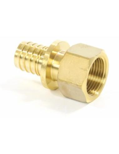 "TECEflex® schroefkoppeling, messing, persxbi.dr., 16 mmx½"""