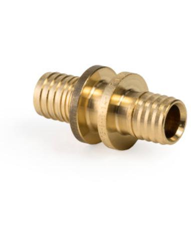 TECEflex® koppeling, brons, 2x pers, 16 mm
