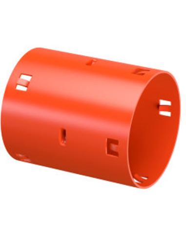Pp klikmof voor drainagebuis, 50 mm