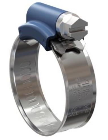 Aba® verzinkte wormschroef slangklem, 11-17 mm