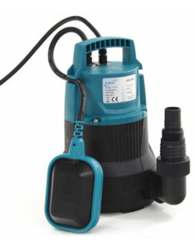 LEO dompelpomp met vlotter, type LKS-256P, 230 V, 250 Watt
