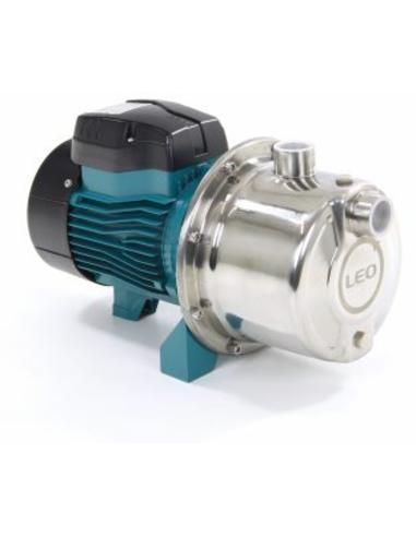 LEO® zelfaanzuigende centrifugaalpomp, rvs, AJm75S, 0,75 kW