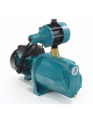 LEO normaalz. hydrofoor, gy, 4ACm75, 0,75 kW, pompcontrol