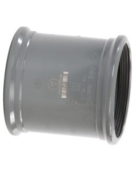 Pvc mof, 2x manchet, KOMO, SN4-SN8, 110 mm