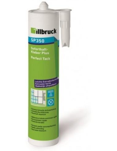 Illbruck Perfect Tack zwart, type SP350, 310 ml