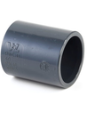 VDL pvc mof, 2x inwendig lijm, 16 bar, 25 mm